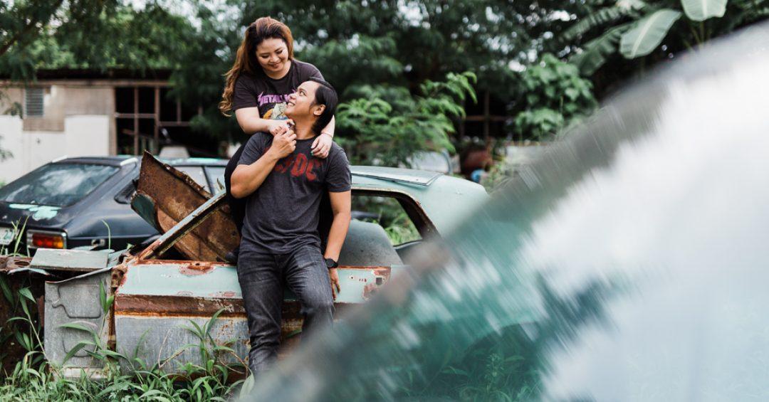 Eboy & Michelle